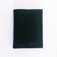 Maraton Book Edition Siyah Deri Erkek Cüzdan