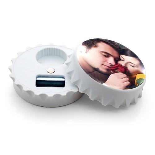 Kişiye Özel Kapak Şeklinde Açacak Magnet