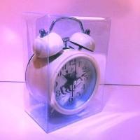 Atatürk Resimli İmzalı Kurmalı Nostaljik Toptan Çalar Saat