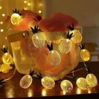 2 Metre Kablolu Ananas Lambalar