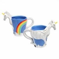 3 Boyutlu Unicorn Kupa Bardak