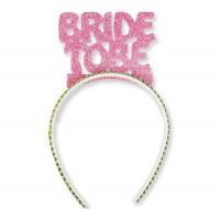 Bride Tobe Yazılı Gelin Tacı