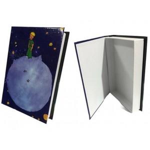 Karton Küçük Prens Kitap Şeklinde Hediye Kutusu