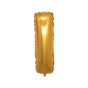 Toptan 40 inç altın ve Gümüş Renk Folyo Harf Balon