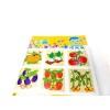 Toptan Ahşap 9 Küp 6 Farklı Yapboz Puzzle