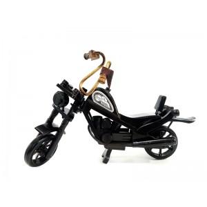 Ahşap Harley Motosiklet