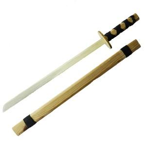 Toptan Ahşap Küçük Boy Samuray Kılıç