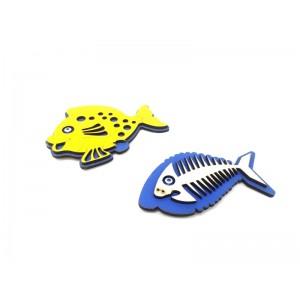 Toptan Balık Magnet Çeşidi