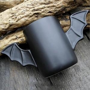 Toptan Batman Yarasa Tasarım Kupa Bardak