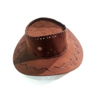 Toptan Bay Bayan Hasır Kovboy Şapka