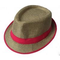 Toptan Bay Bayan Yazlık Fötr Şapka