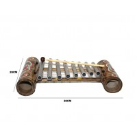 Toptan Büyük Bambu Selefon Müzik Aleti