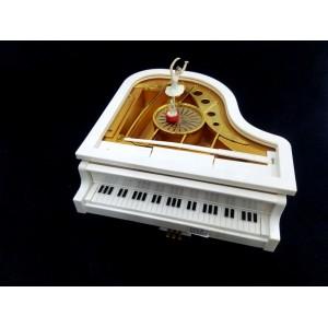 Toptan Büyük Boy Piyano Müzik Kutusu