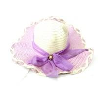 Toptan Büyük Yazlık Şapka Bayan