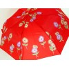 Toptan Çiçek Desenli Şemsiyeler