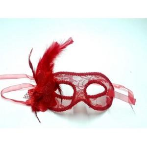 Toptan Dantelli Yılbaşı Maskeleri