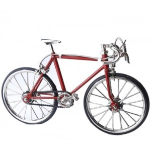 Toptan Dekoratif Metal Bisiklet