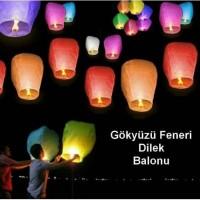 Toptan Dilek Feneri, 3.75 TL Dilek Balonu