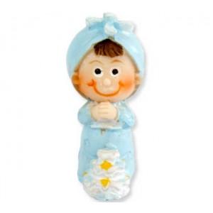 Toptan Doğum Günü Pastalı Bebek Biblo
