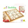Toptan Eğitici Oyuncaklar Ahşap Bulmaca Sudoku Oyunu