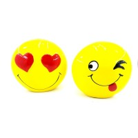 Toptan Emoji Gülen Yüz Kumbara
