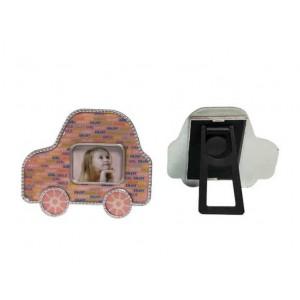 Toptan Erkek Çocuk Doğum Günü Parti Hediyesi Magnetli Araba Çerçeve