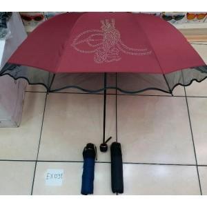 Toptan Fiber Telli Otomatik Şemsiye