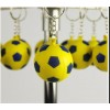 Toptan Futbol Topu Anahtarlık