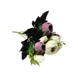 Toptan Gelin El Buketi Çiçeği Şakayık Çiçek
