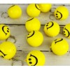 Toptan Gülen Yüz Emoji Anahtarlık
