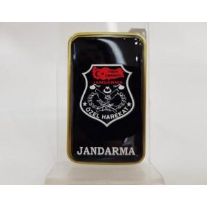Toptan Jandarma Polis Damla Etiketli Çakmak