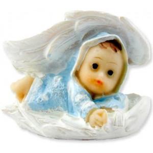 Toptan Kanat İçinde Küçük Bebek Şekeri Biblosu