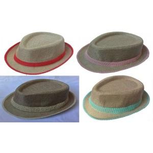 Toptan Kenarları Dantelli Yazlık Keten Fötr Şapka