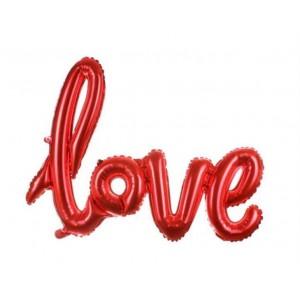 Toptan Love Folyo Balon
