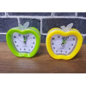 Toptan Masaüstü Elma Şeklinde Saat