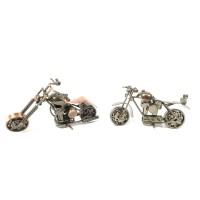 Toptan Metal Motorsiklet Biblo