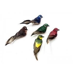 Toptan Mıknatıslı Renkli Aşk Kuşu Buzdolabı Magnet