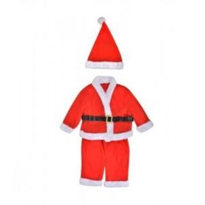 Toptan Noel Baba Çocuk Kıyafeti 0-3 Yaş