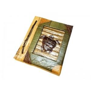 Toptan Papirüs Yapraklı Fotoğraf Albümü no3