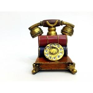 Toptan Polyester Kitap Üzerinde Telefon Biblo