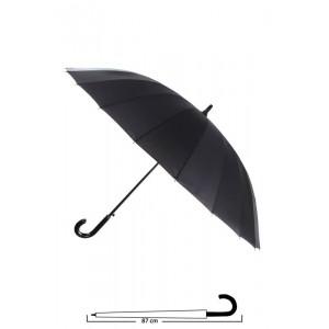 Toptan Protokol Siyah Promosyon Şemsiye