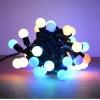 Toptan Renkli Çam Ağacı Işıkları 4.5 Metre