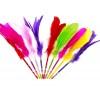 Toptan Renkli Tüylü Tükenmez Kalem
