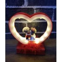 Toptan Romantik Sevgililer Günü Hediyeleri Lamba