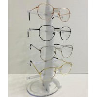 Toptan Şeffaf Cam İmaj Gözlükleri