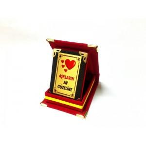 Toptan Sevgili Plaket Ödülleri