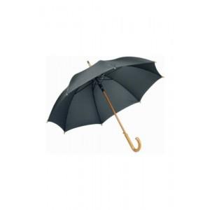 Toptan Siyah Promosyon Kumaş Şemsiye