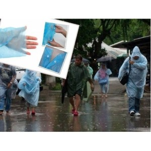 Toptan Tek Kullanımlık Kullan At Ucuz Yağmurluk