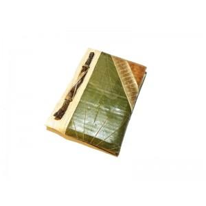Toptan Yaprak Kapaklı Papirüs Defter 22x18 cm