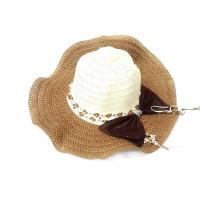 Toptan Yazlık Hasır Şapka Bayan
